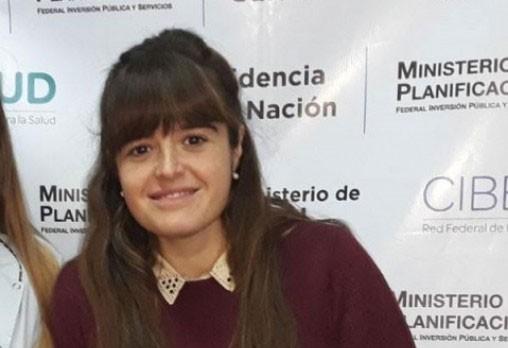 Florencia Torres; 'Estamos trabajando para poder atender a todos y estar cerca de cada uno de los vecinos'