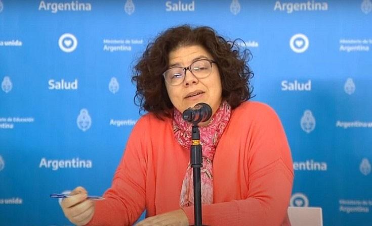 Informe Oficial Coronavirus en Argentina; Suman 109 los muertos y el 4% de las personas que regresaron al país dieron positivo