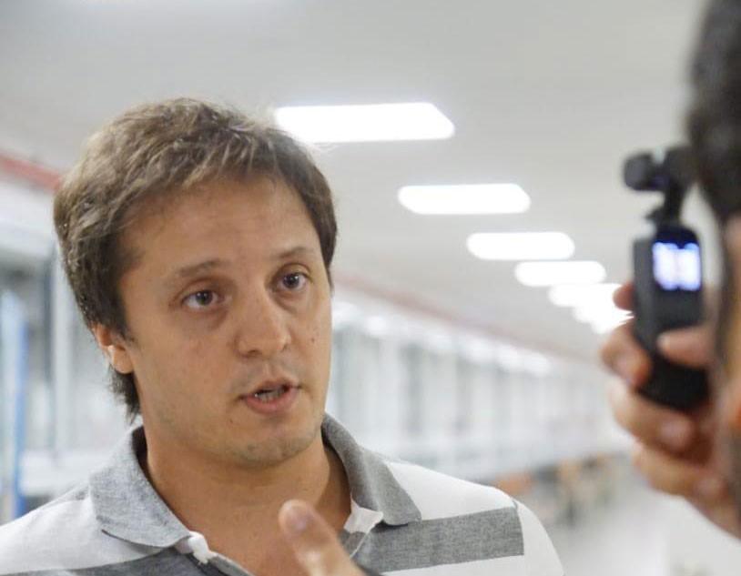 Nicolás Moran; 'Es de destacar el gesto del intendente que trata de unir a la oposición por el bien de los bolivarenses'