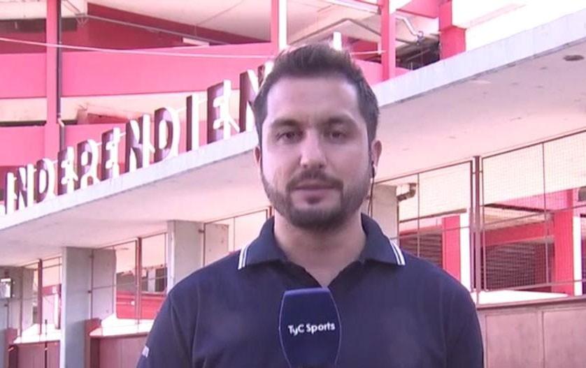 Germán Alcain; 'Espero que cada vez sean más los deportistas bolivarenses que tengan la suerte de triunfar a nivel profesional'