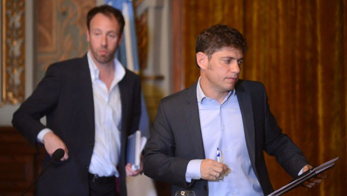 Kicillof presentará el martes la propuesta de canje de deuda bonaerense