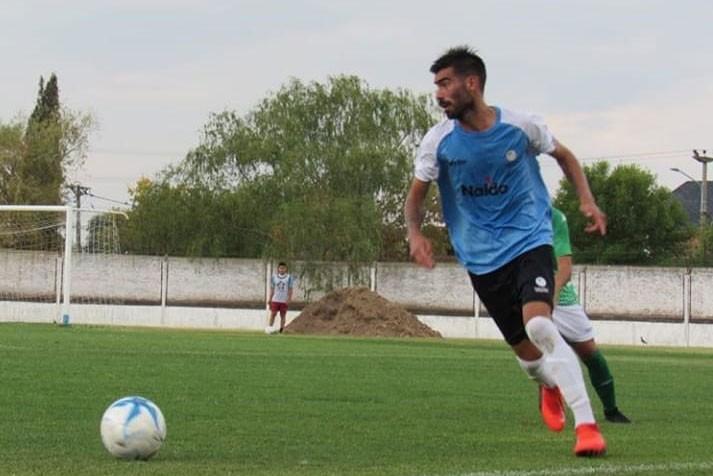 Sergio Cenzano; 'Hoy mi trabajo es defender los colores del Club Ciudad y voy a dejar lo mejor de mí para hacerlo'