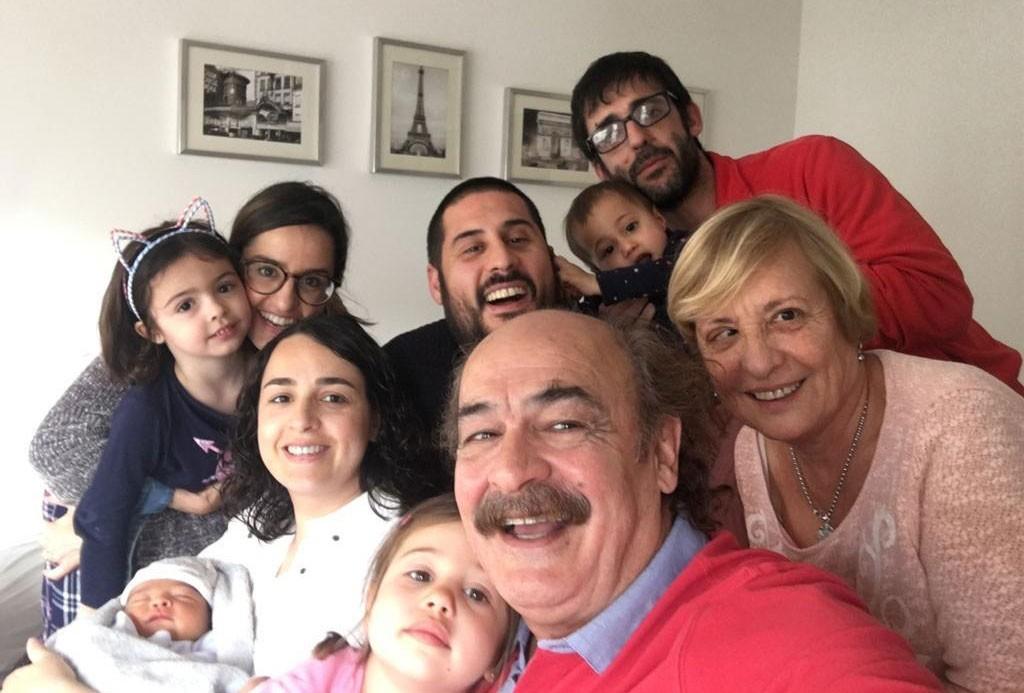 Sergio Piedralba; 'Tengo una vida muy feliz, una hermosa familia y grandes amigos'