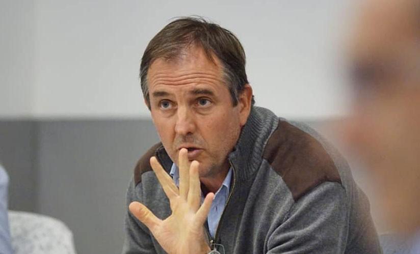 Jose Gabriel Erreca; 'Ya habrá tiempo para discusiones políticas, ahora es tiempo de pensar herramientas para salir de esta situación de la mejor manera'