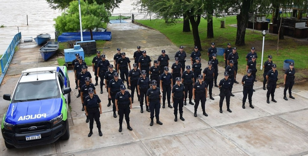 La Provincia garantiza la cobertura policial a los 135 distritos bonaerenses