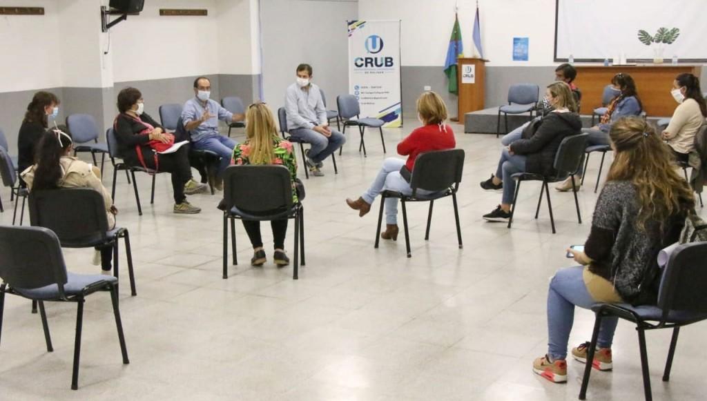 Ante la emergencia sanitaria Pisano acordó reforzar el blindaje en los geriátricos locales