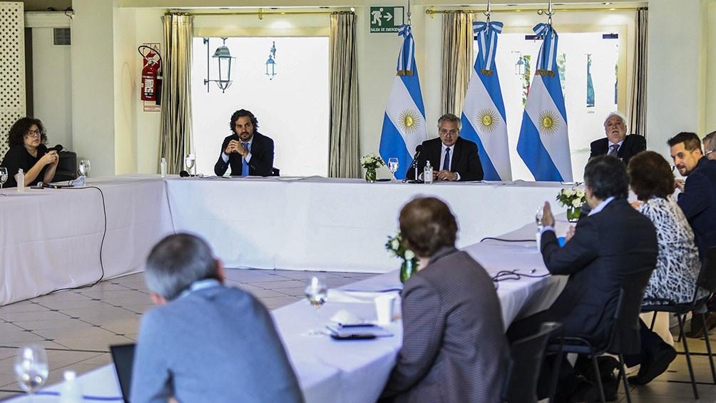 Alberto Fernández extendería el aislamiento obligatorio hasta el 10 de mayo
