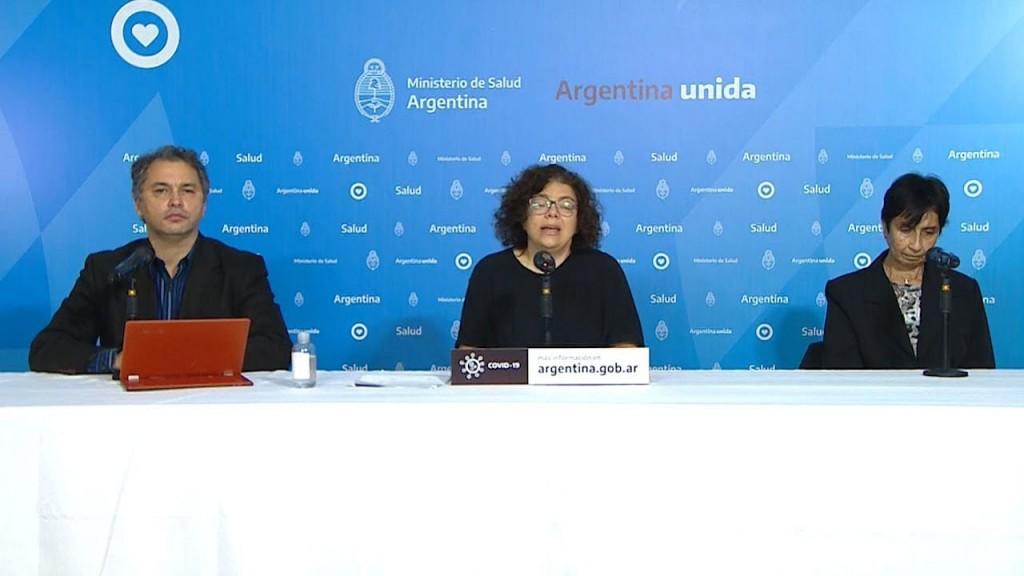 Son 180 las personas fallecidas en Argentina y más de 1.000 fueron dadas de alta