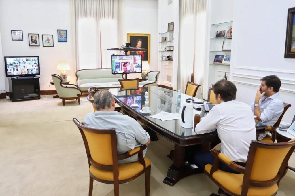El Gobernador Kicillof autorizó a Bolívar a ampliar las actividades