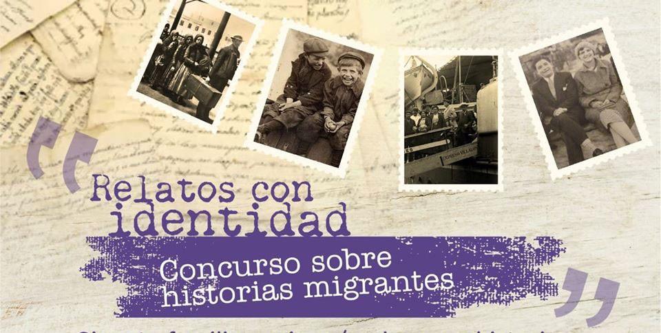 Se encuentra abierta la recepción de textos para 'Relatos con identidad; concurso de historias sobre migraciones'