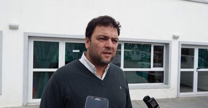 9 de Julio; El Intendente Barroso se realizo un hisopado por prevención
