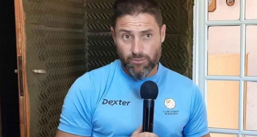 Mauricio Peralta; 'Es muy satisfactorio ver como en poco tiempo logramos una fuerte identidad de equipo'