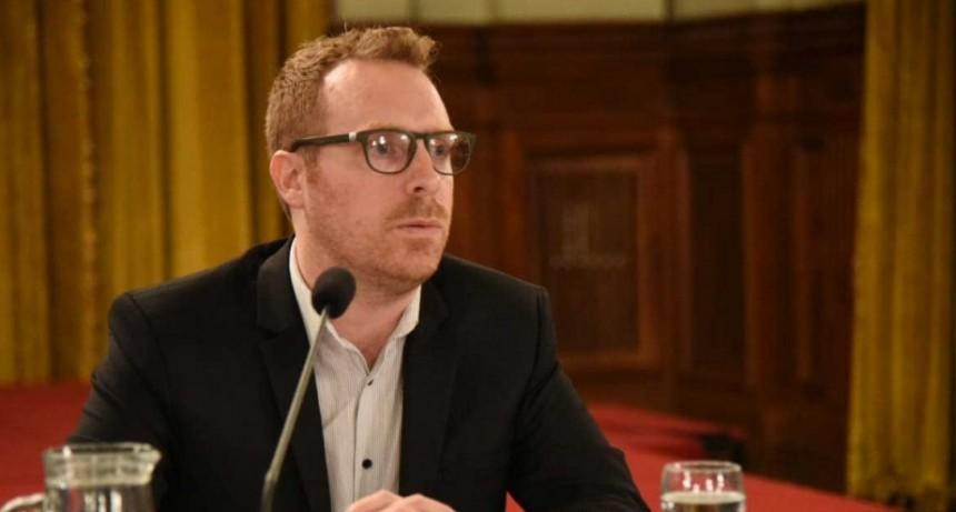 Juan Brandinelli; 'Trabajamos para pasar esta emergencia con el menor daño posible'