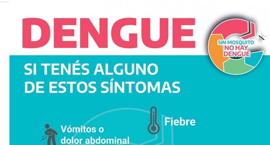 Dengue; descartado el posible caso de dengue en Pehuajo