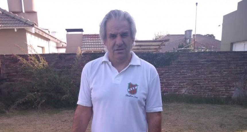 Osvaldo Losino; 'En los últimos años la LPF se ha puesto muy competitiva y eso hace que todos los equipos apuesten a reforzar sus planteles'