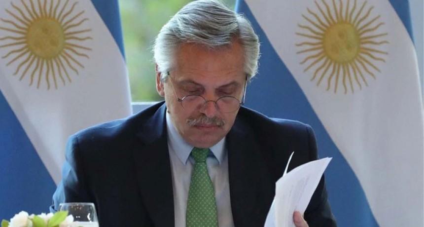 Coronavirus en la Argentina: Alberto Fernández analiza extender la cuarentena obligatoria hasta el 10 de mayo inclusive