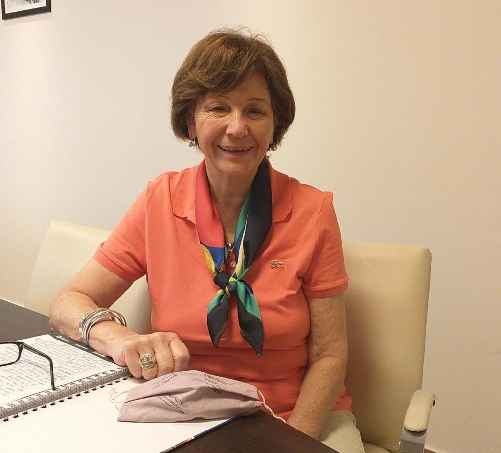 """María José González: """"Seguimos creciendo, basándonos en los valores y principios cooperativos que nos legaron quienes fundaron la Cooperativa"""""""
