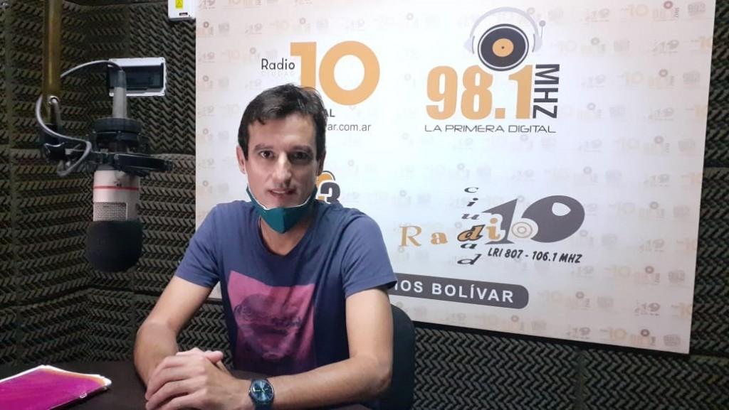"""César Pacho: """"Mi propuesta de trabajo es ayudar anónimamente al vulnerable"""""""