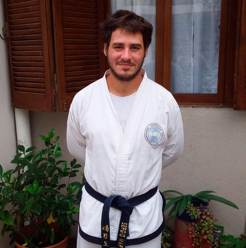 Comienzo de clases de Taekwondo  de la mano (y pies) de Erick Martínez