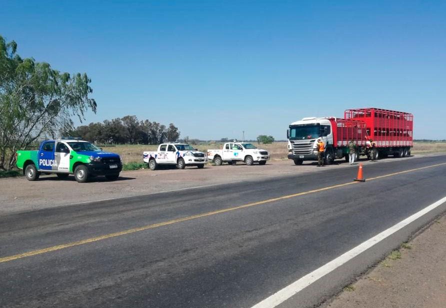 Patrulla Rural: Secuestraron tres motos, labraron infracciones de tránsito y faltas al Código Rural