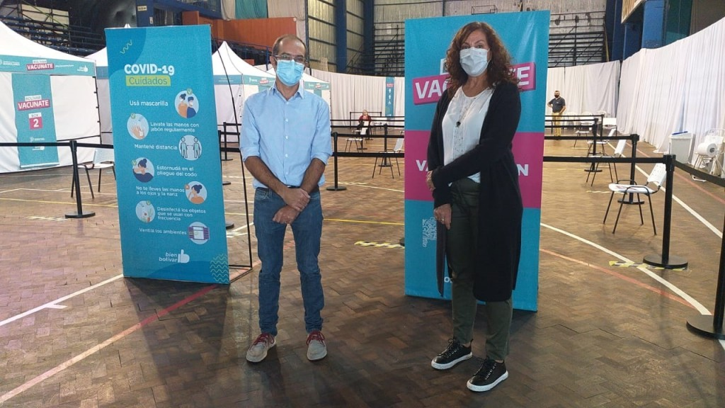 Bolívar recibe 600 dosis de la vacuna Sputnik V