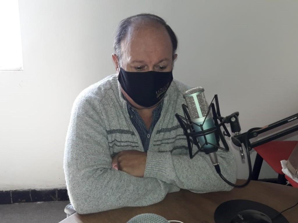 """Luis Rodríguez (UDOCBA): """"Por el bien común de toda la sociedad, creemos que es un riesgo muy alto continuar con la presencialidad, nos puede costar vidas, tanto de trabajadores como de alumnos"""""""