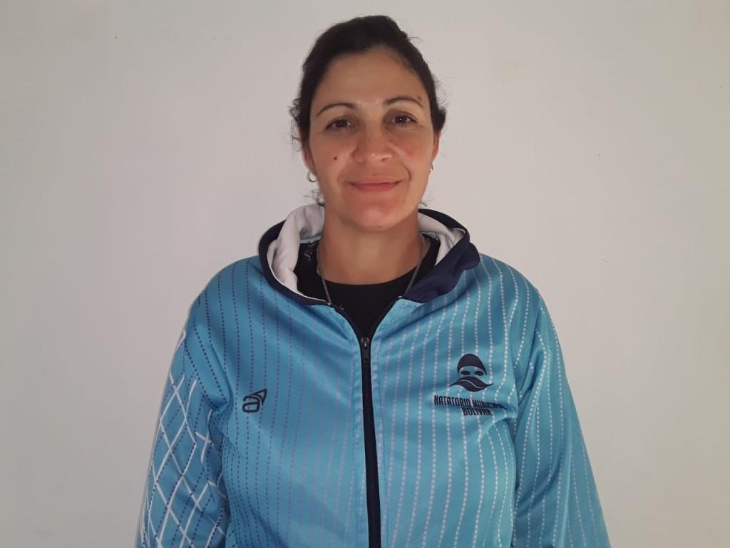 """Evangelina Severini (Natación): """"Está comprobado que en el agua no hay contagios, y tenemos infraestructura para que los protocolos se cumplan estrictamente"""