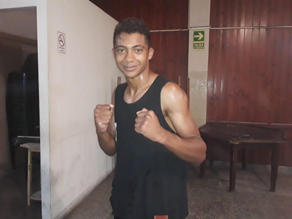 """José Martínez: """"Desde que llegué al gimnasio, me cambió la cabeza y la vida, aprendí a respetar y no usar siempre la violencia"""""""