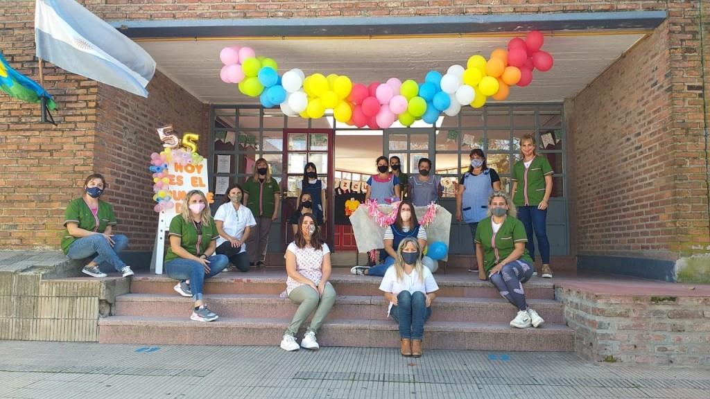 El Centro 801 cumple 55 años   y lo celebra con el inicio presencial de sus clases