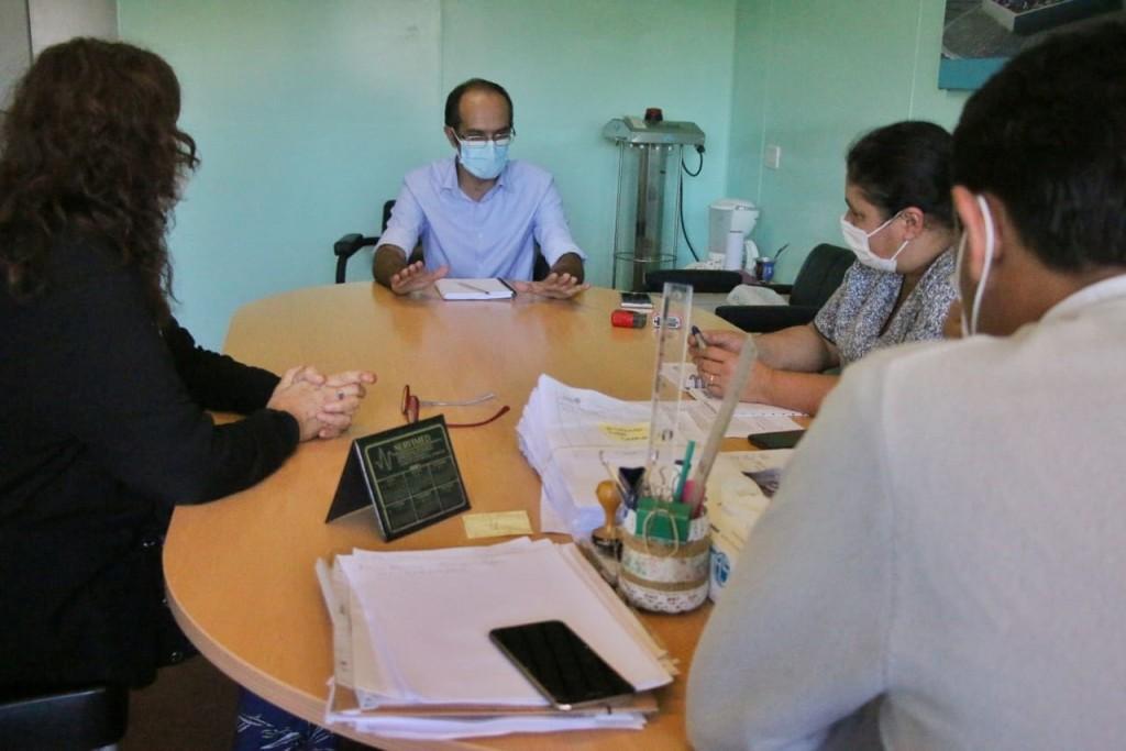 Pisano trabaja para reestructurar el hospital ante la creciente ola de casos de COVID-19