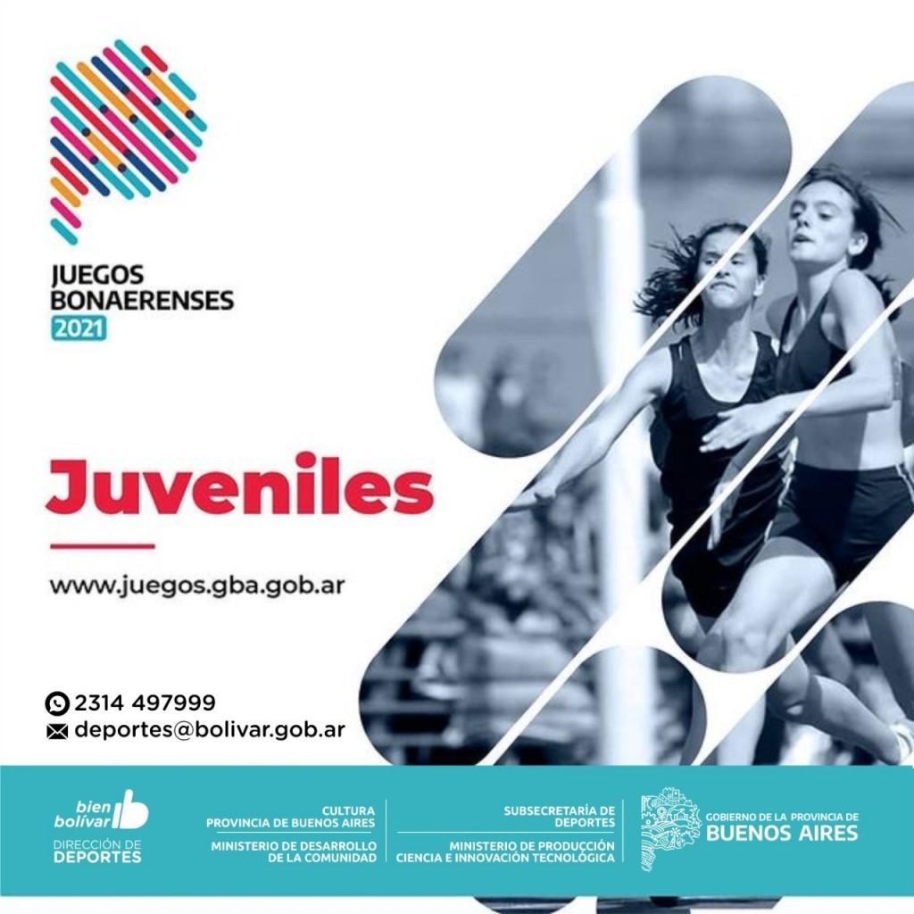 Juegos Bonaerenses: Se encuentra abierta la inscripción hasta el 30 de mayo