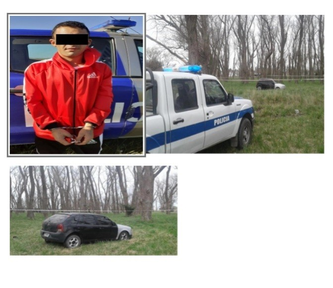 Información Oficial: La Policía esclareció un caso de