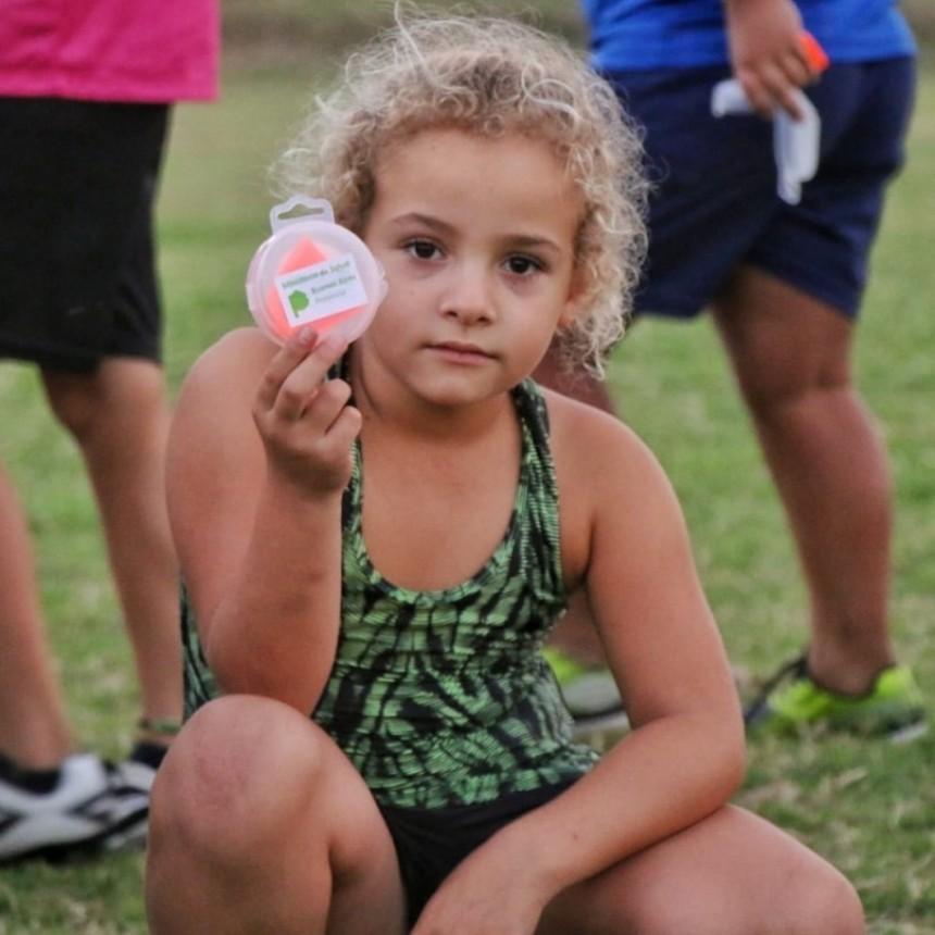 Bolívar Deportiva: Deportes y Salud continúan con la entrega de protectores bucales