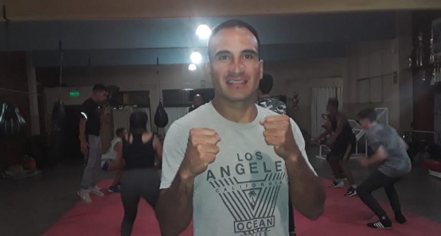 """Martín Torraco: """"Le ponemos el pecho, seguimos entrenando igual mientras se pueda y esperando la próxima pelea"""""""