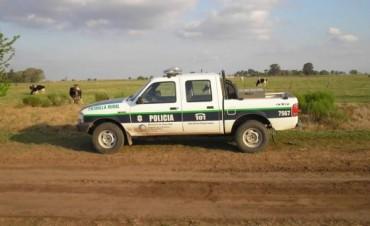 Trenque Lauquen: Encapuchado y armado asaltó a un vecino de la zona rural