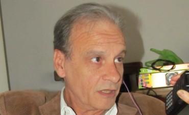 """García: """"Si pensamos que hay que hacerle frente al oficialismo o al Frente Renovador en las PASO, estamos equivocados, nosotros somos la UCR y de esto tenemos que hacer nuestra propia interna"""""""