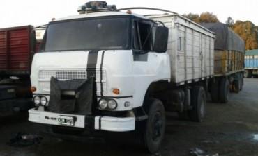 Bahía Blanca: Un camionero murió al producirse un incendio en la cabina de su vehículo