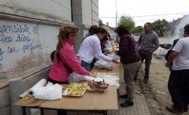 La Escuela N°2 organizó la primera pollada del año