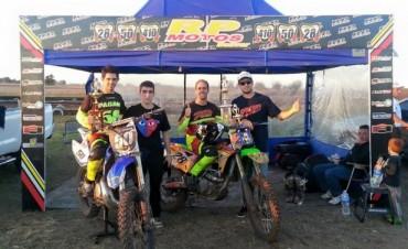 El equipo de RP Racing Team Bolívar tuvo buenas perfomance en la primera de MX del oeste en Henderson
