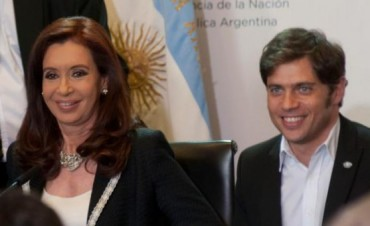 """CFK: """"Atacan al ministro de Economía porque no lo pueden comprar"""""""