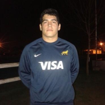 Un bolivarense en la selección de Rugby