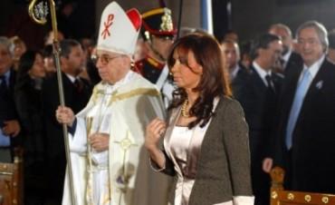 La Presidenta encabeza el tradicional tedeum en la Basílica de Luján