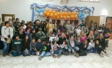 Fundación Futuro tuvo sus festejos por el 25 de Mayo