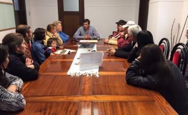 Se entregaron más pensiones para vecinos de Bolívar