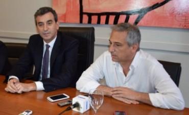 Reunión Randazzo-Eseverri: Cerca del acuerdo para el pase del olavarriense al FpV