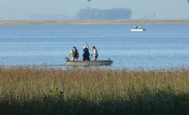 Una mujer murió en la laguna Blanca Grande
