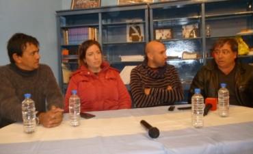 La Diputada Portos brindó una charla sobre violencia de género en la sede del FpV