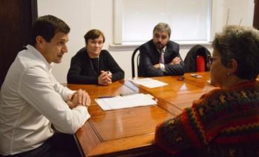 La Municipalidad entregó un subsidio de 40 mil pesos al Centro de Día Alegría