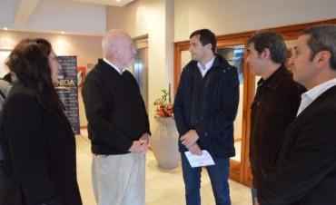 El intendente Bucca abrió la Jornada de Espacios Públicos