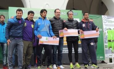 Carlos Casares: Miguel Guerra de 25 de Mayo se quedó con la competitiva de la Maratón Solidaria
